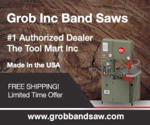 Grob Inc Band Saws